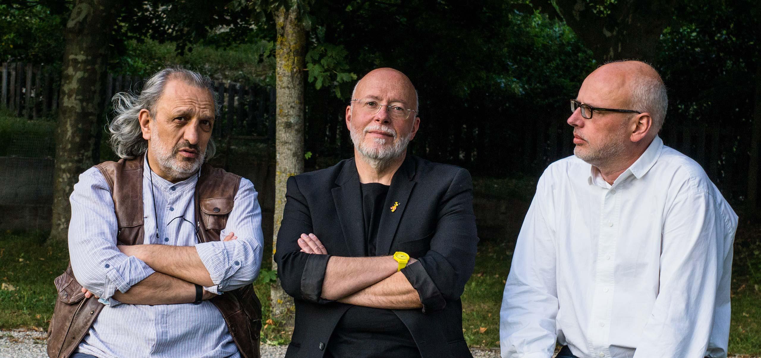 trio27 in Recoubeau, Le Couvent