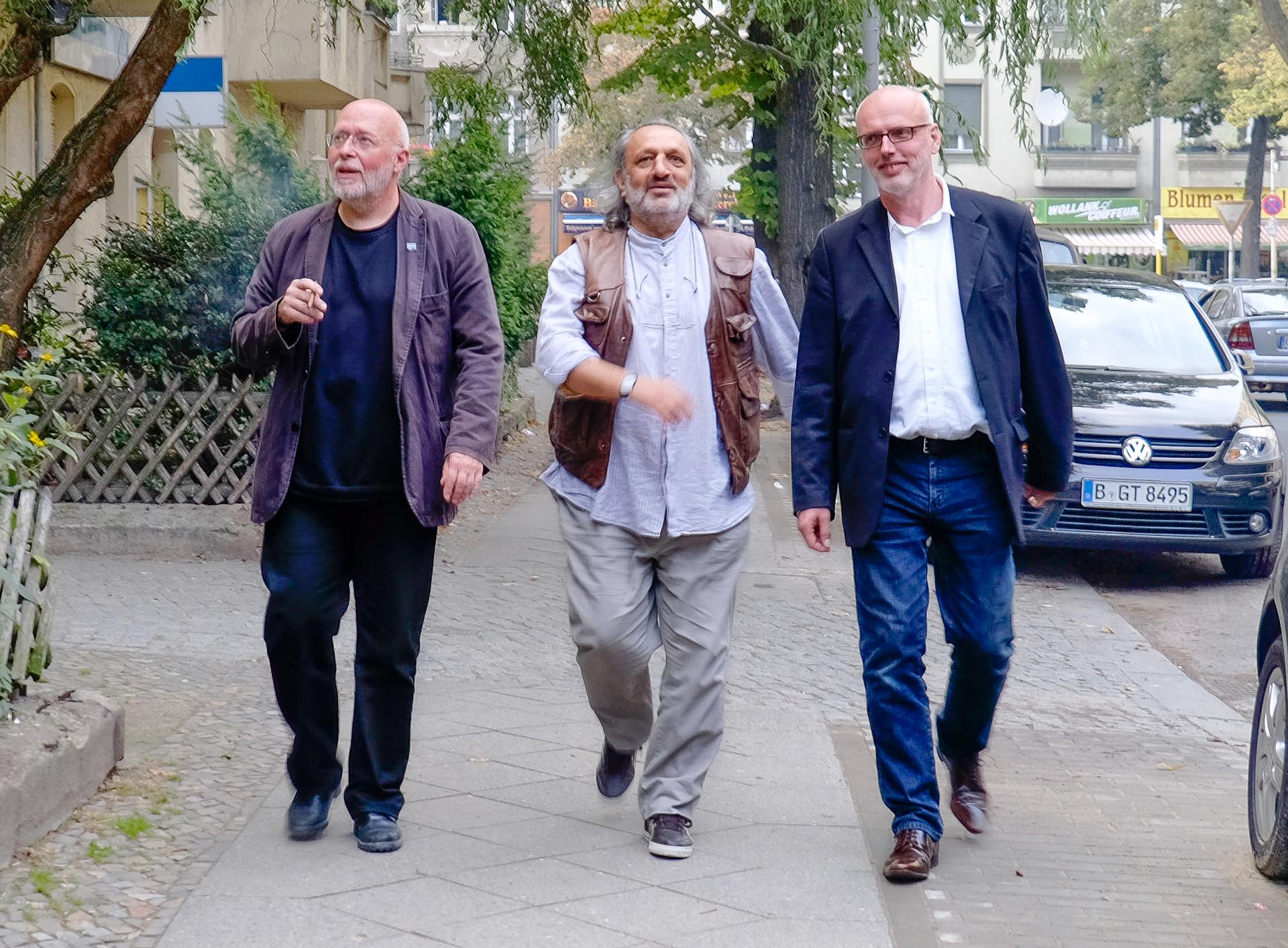 trio27 in Berlin, Galerie Archie Galentz
